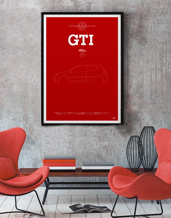 VW Golf MK5 GTI Hot Hatch