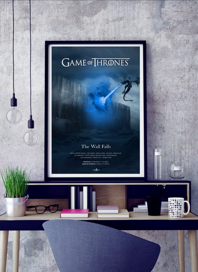Game of Thrones Poster -